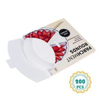 Parchment Paper Rounds (Assorted Sizes)