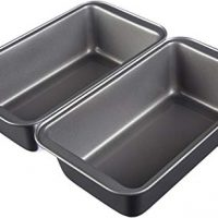 Nonstick Bread Pan (Set of 2, 9.5 x 5 Inch)