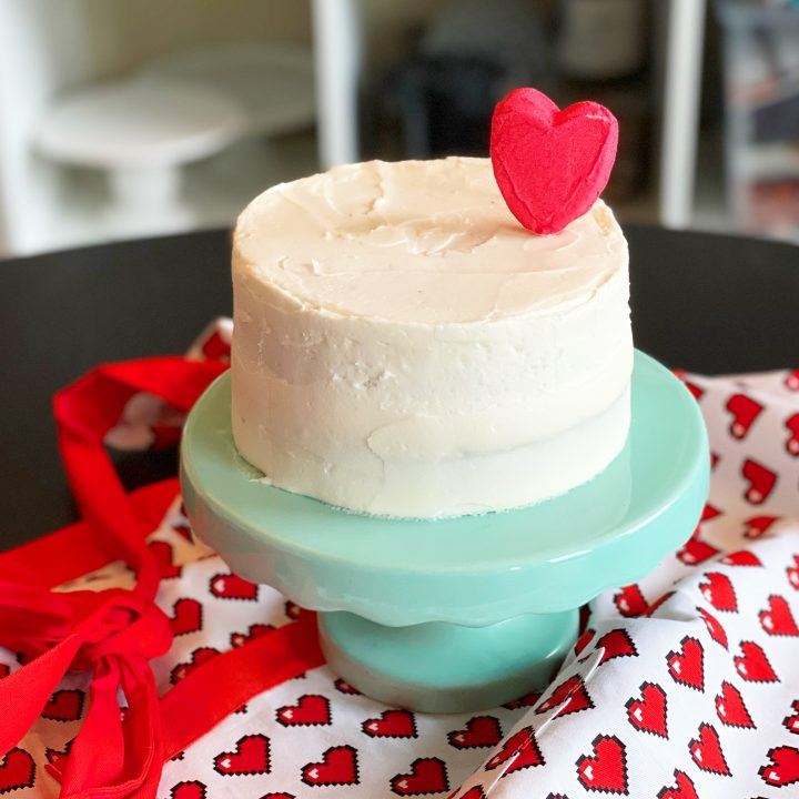 Simply Self-Love Cake